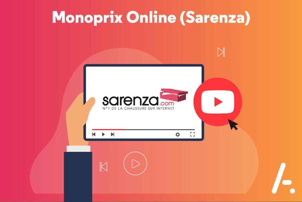 Read more about the article [Retour d'expérience] Monoprix Online (Sarenza)