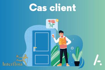 Cas client Interflora