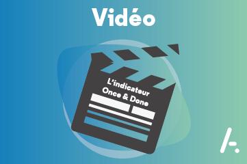Vidéo Once & Done