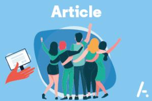 Read more about the article Universalisme et Fraternité : 2 piliers d'une entreprise « centrée humain »