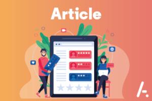 Read more about the article [e-Réputation] De l'importance des avis clients sur le web – Focus sur la certification Afnor