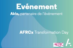 Rendez-vous sur AFRCx Transformation Day !