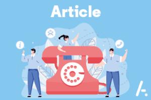 Read more about the article Relation Client : le téléphone n'a pas dit son dernier mot !