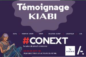 Read more about the article [Salon] Kiabi témoigne en exclusivité au salon Conext