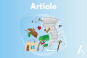 Read more about the article Revue de presse : avis de tempête sur le monde bancaire