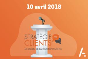 Read more about the article [Salon] Stratégie Clients Edition 2018