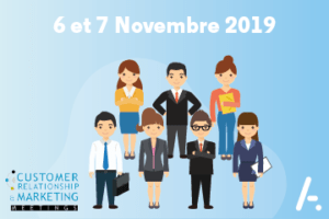 Read more about the article [Salon] CRM&M Meetings, édition 2019