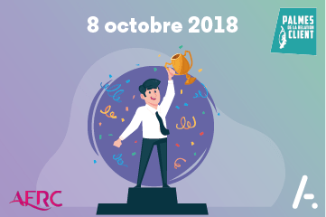 Read more about the article [Partenariat] Les Palmes de la Relation Client 2018