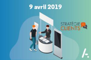 Read more about the article [Salon] Stratégie Clients Edition 2019
