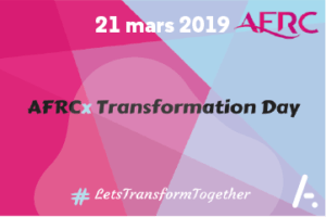 Read more about the article [Partenariat] AFRCx Transformation Day