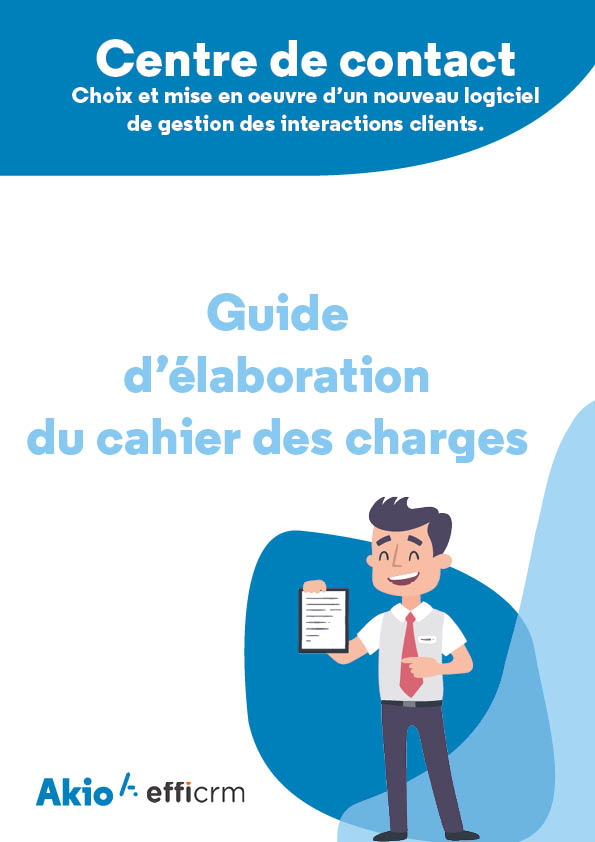 Guide du cahier des charges