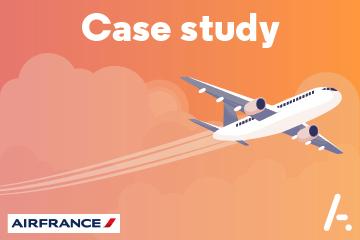 Using analytics to improve passengers' experiences