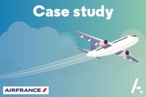 "Air France and the ""big data"" phenomena"