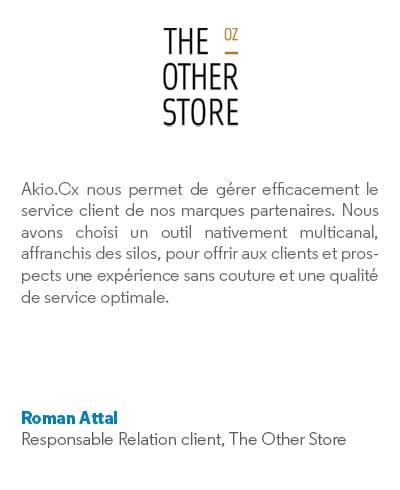 Verbatim The other store
