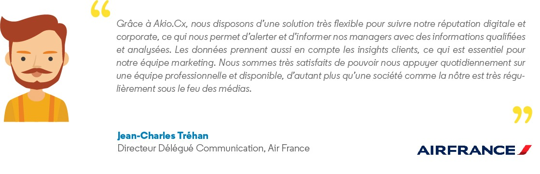 Verbatim Air France FR