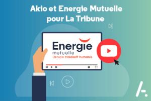 [Vidéo] Paroles d'experts : Akio et Energie Mutuelle pour La Tribune