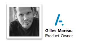 Gilles Moreau - PO - Akio - ITW pour l'article Conseiller Augmenté