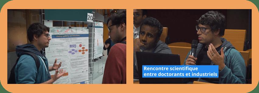 Industries et Doctorants : IA