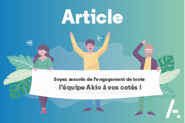 L'engagement d'Akio à vos cotés : le message de Patrick Giudicelli, Président