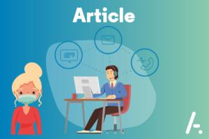 Read more about the article Akio recommande le Guide des Bonnes Pratiques Sanitaires en Centres de contacts