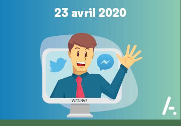 [Webinar] Facebook Messenger et Twitter