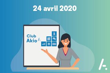[Club AKIO – Webinar] <br/> Le Covid-19 et votre Service Client