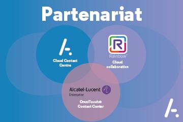 Alcatel-Lucent Enterprise choisit Akio pour proposer une nouvelle offre hybride CCaaS