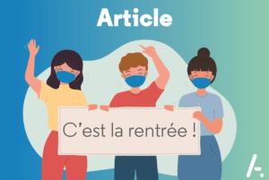 Read more about the article Bonne rentrée en mode bal masqué !