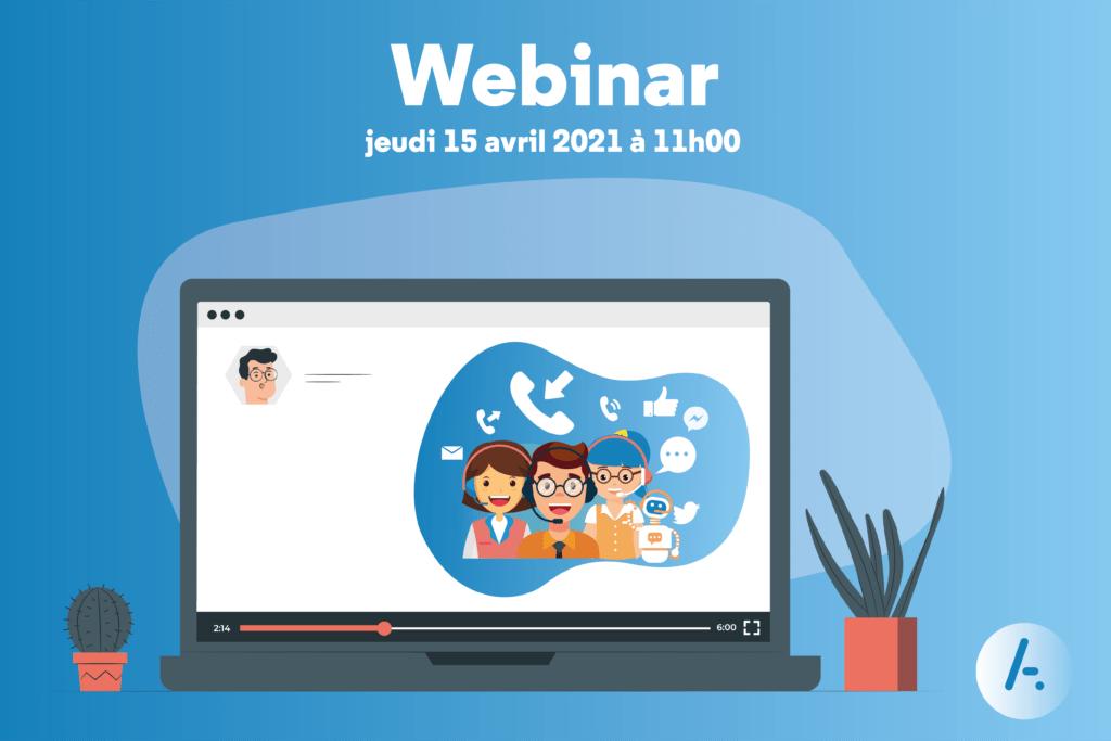 Read more about the article [Webinar] Centre de contacts : entre productivité et satisfaction client , faut-il choisir ?