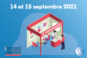 Read more about the article [Salon] CRM Meetings, édition 2021